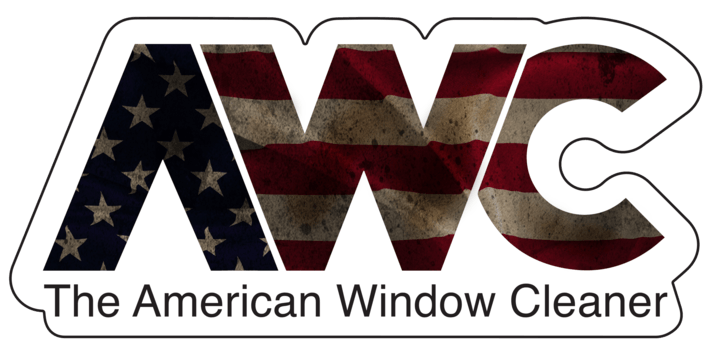 American Window Cleaner Logo